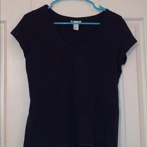 Navy blue t-shirt (4/$20)